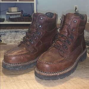 Rocky work boots